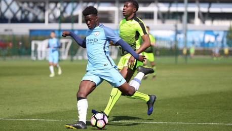 Richards and Matondo shine as U18s beat Reading