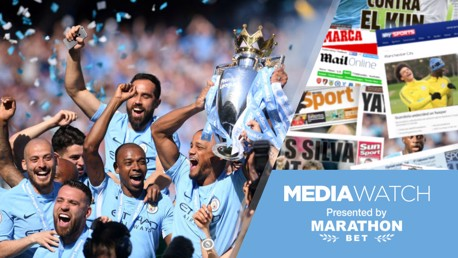 Media Watch: City tipped for more success