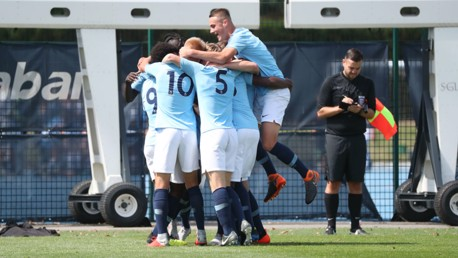 City share spoils thanks to stirring fightback