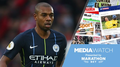 Media Watch: Glowing praise for City's 'old guard'