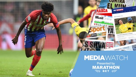 Media Watch: City in the hunt for midfielder?