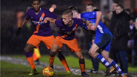 Taylor salutes City's muddy marvels