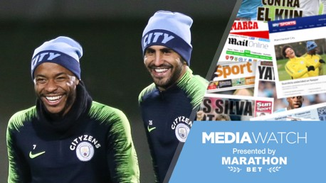 'Much more to come' promise Mahrez and Sterling