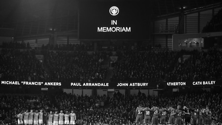 In Memoriam: Minute's silence set for Blades game