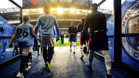 TUNNEL CAM: City 2-3 Palace.