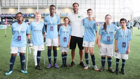 CITC support Disability Football Festival