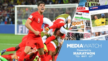 Media Watch:  England ace Stones is hailed