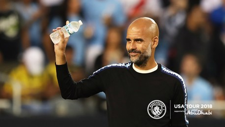 Guardiola: Plenty of positives to take