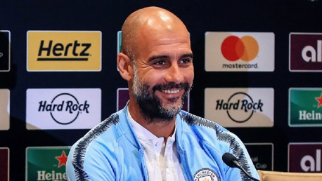 Guardiola 'so proud' of battling youngsters