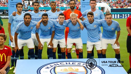 Pep praise for 'humble' City youngsters
