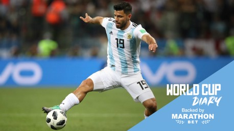 All or nothing for Argentina