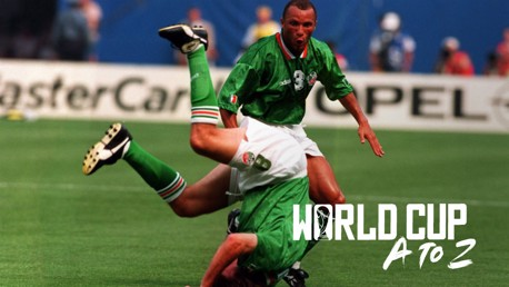 World Cup A-Z: I is for Ireland
