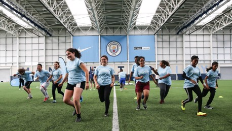 Man City and Etihad Airways empower Young Leaders