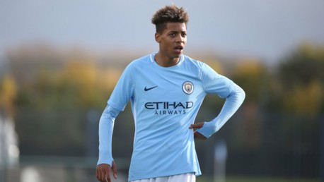 Nmecha penalty rescues point for U18s at Stoke