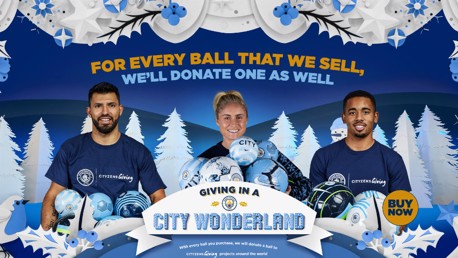Giving Tuesday: Cast your Cityzens Giving vote