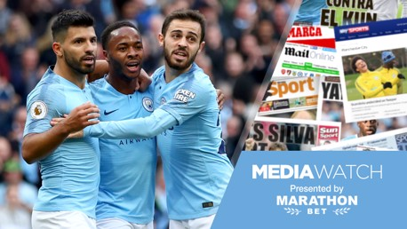 Media Watch: 'City are top class'