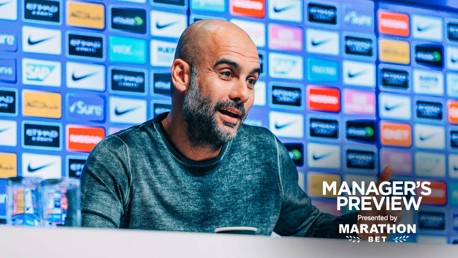 Guardiola: Leicester game a test of our character