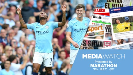 Media Watch: Stones salute for Sterling