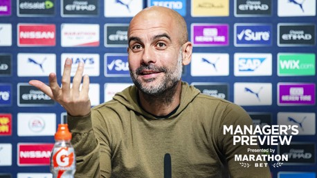 Guardiola: Youngsters ready for more involvement