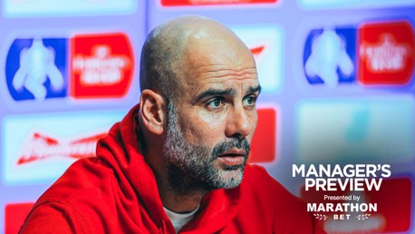 City's mindset is 'incredible', says Guardiola