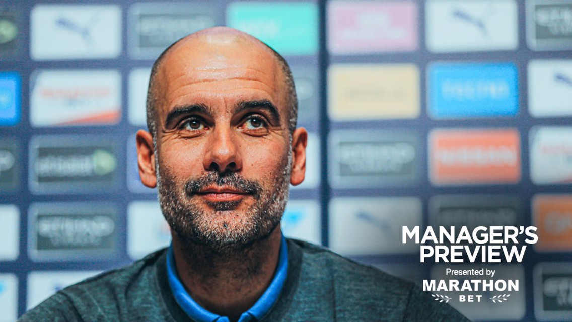 City v United: Pep Guardiola updates LIVE
