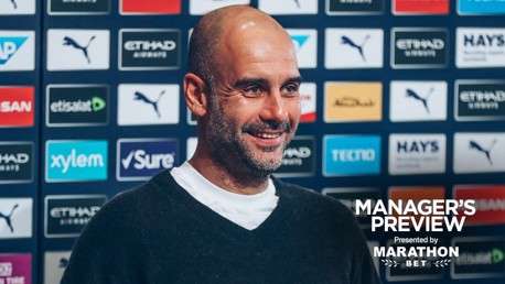 PREVIEW: Updates from the boss ahead of Wednesday's Carabao Cup quarter final