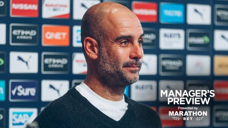Further injury updates from Pep ahead of Oxford