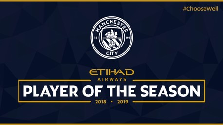 Vote for your Etihad Player of the Season
