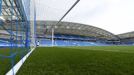 Brighton v City: Sold Out