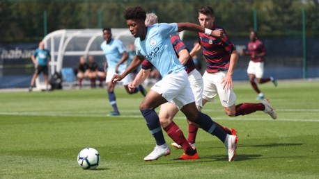 City youngsters lose out to West Brom