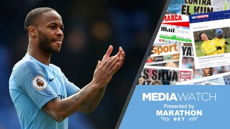 Media Watch: Sterling backed for Player of Year