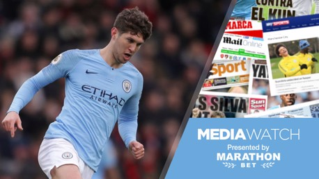 Media Watch: Stones focused after 'derby madness'