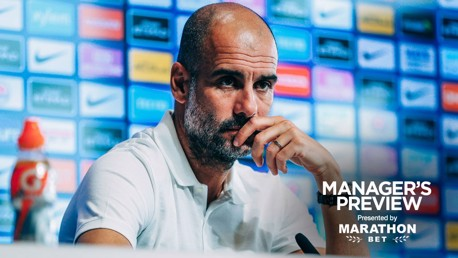 Pep on United clash:' We know what to expect'