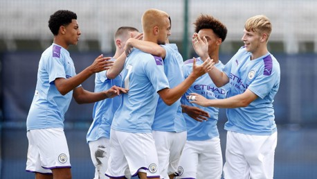 Taylor wants more from table-topping Under-18s