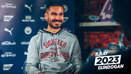 CONTRACT TALK: Ilkay discusses his new deal with CityTV.
