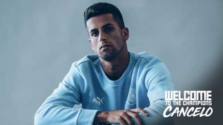 Joao Cancelo squad number confirmed
