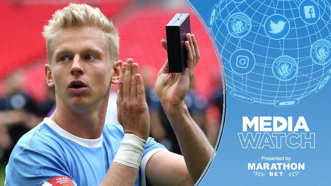 Media Watch: Zinchenko on brink of PL history