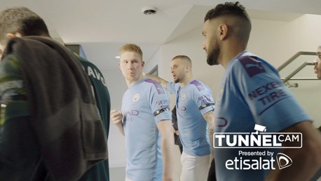 TUNNEL CAM: Go behind the scenes of our win over Sheffield United