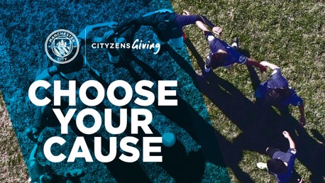 Cityzens Giving: A week left to choose your cause