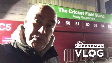 Cheeseman Vlog: Burnley v City