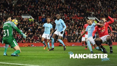 City v United: Top 5 saves