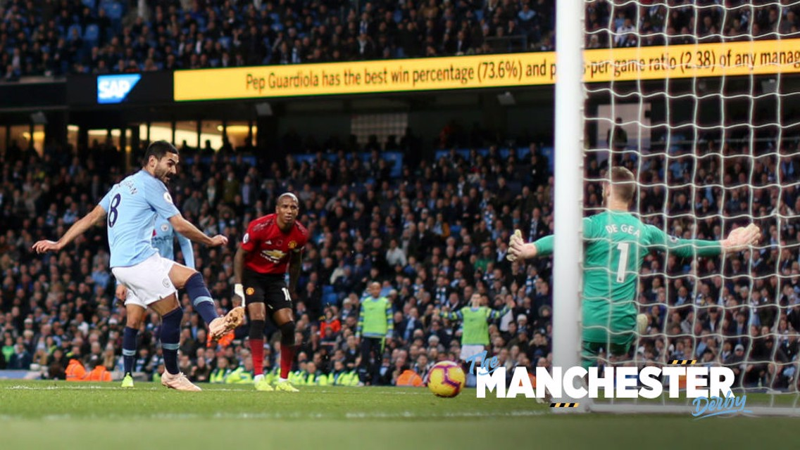 Win the last two Manchester Derby tickets!