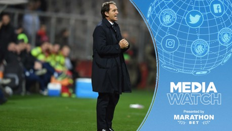 Media Watch: Mancini enters title race debate