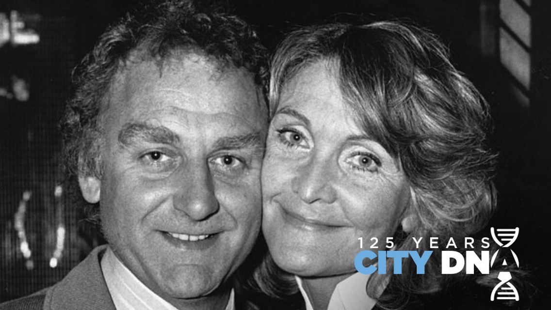 City DNA #34: John Thaw