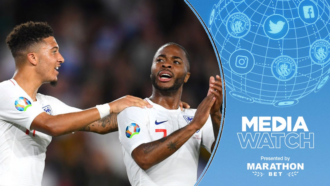 Media Watch: City eyeing England winger?