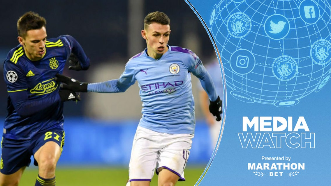Media Watch: Press purr over 'majestic' Foden