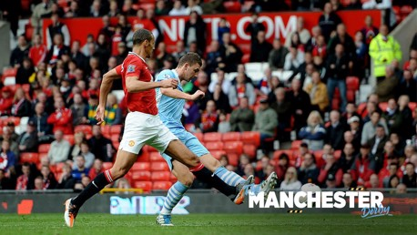 City v United: Top five moments