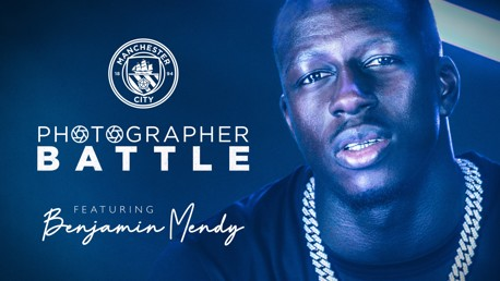 PHOTOGRAPHER BATTLE: Benjamin Mendy.