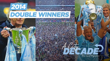 DOUBLE WINNERS: A look back at 2014.