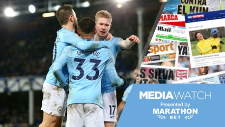 Media react to wonderful night for Manchester City